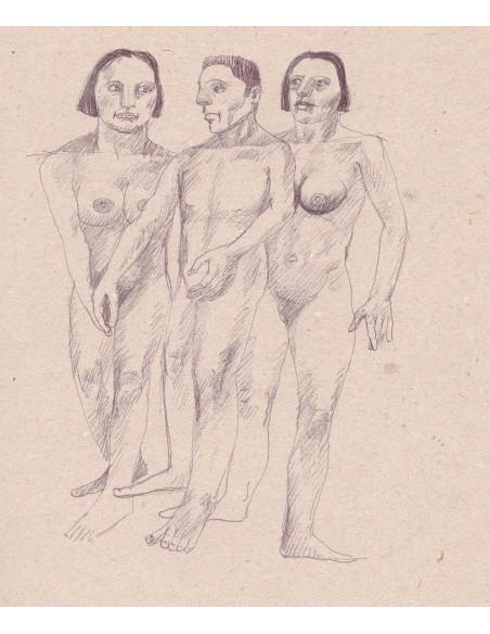 Desenho de Américo Moura