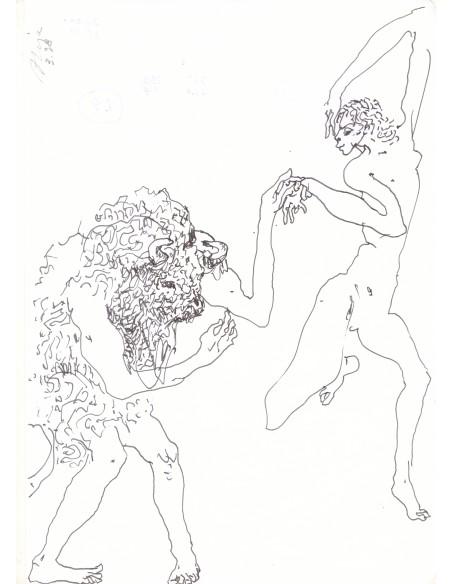 Desenho de Álvaro Siza